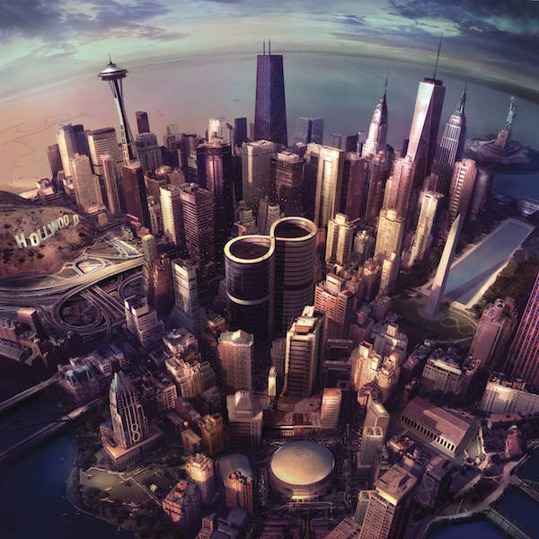 Foo Fighters — Sonic Highways