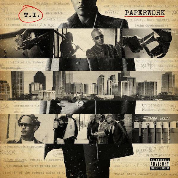 T.I. — Paperwork